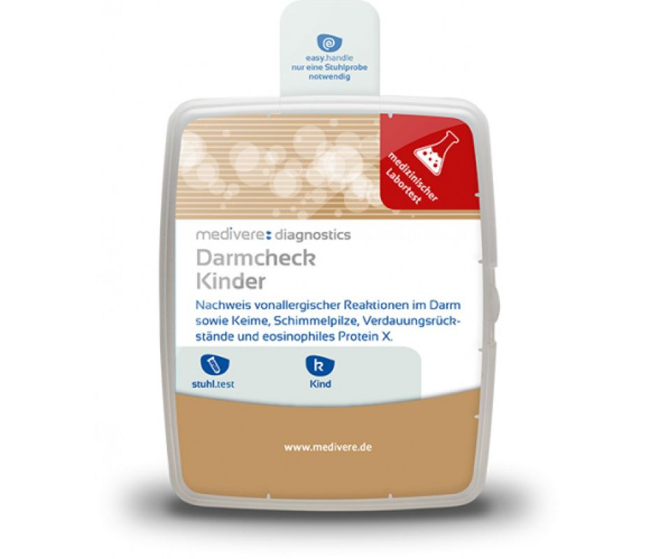 Darmcheck Kinder Stuhltest Careshop360de Hautgesund