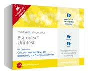Estronex Urintest - Brustkrebsvorsorge Test